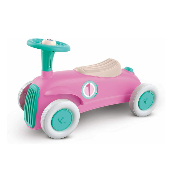 clementoni-cavalcabile-my-first-car-rosa